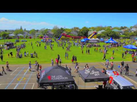 Balmoral School Great Day Out 2013 Time Lapse Denrick Productions