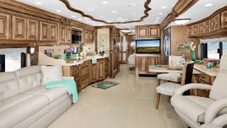 Luxury RVs - Luxury Class A Motorhomes