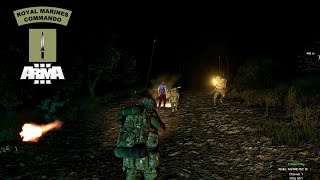 Arma III | 35 Commando | Operation Gorgona | Halloween Special