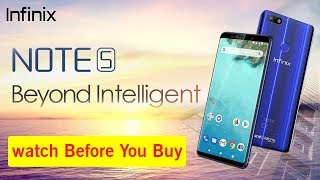 Infinix Note 5 Honest Review | Full Specifications & Price in Pakistan
