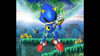 Metal sonic and jinx tribute not gonna die