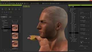 iClone Character Creator Tutorial - Character Creator Basics & UI