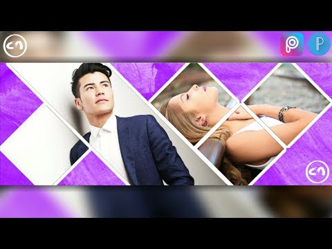 Facebook Cover Photo Design on Android - Picsart & Pixellab