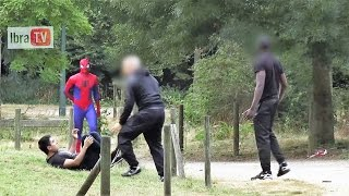 Racketter des Racketteurs 2 | SPIDER-MAN Fights Crime (IbraTV)