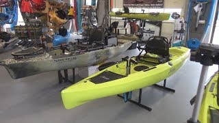 We Bought A NEW Fishing Kayak! The 2017 Hobie Compass Review, Modification, & Field Test!