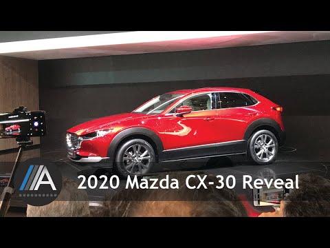 2020 Mazda CX-30 Reveal