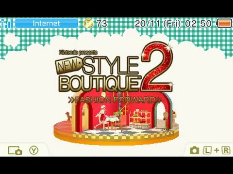 [New Style Boutique 2] First Look