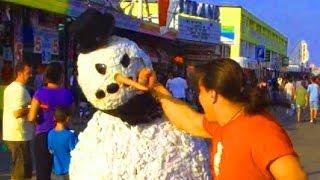 KO Snowman