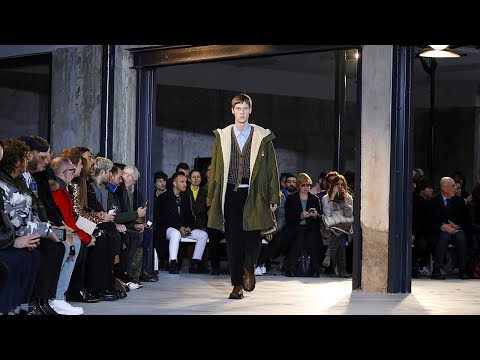 Nº21 | Fall Winter 2018/2019 Full Fashion Show | Menswear Video