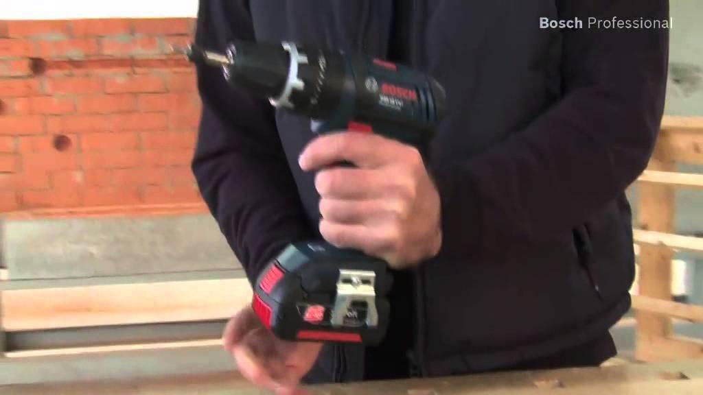 Bosch Schlagbohrschrauber Gsb 144 V Li Gsb 18 V Li Professional