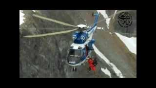 SAR TEAM TOPR & POLICJA - wypadek Rysy, akcja ratunkowa 19.06.2014