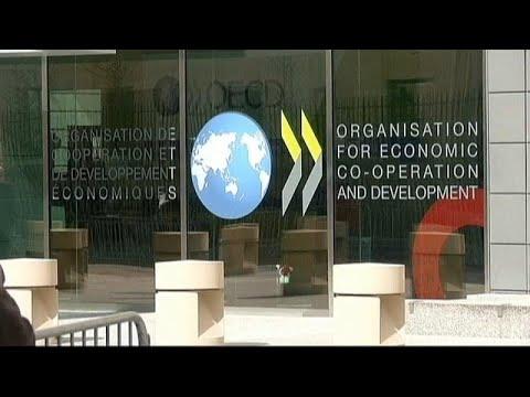 منظمة التعاون الاقتصادي والتنمية تدعو إلى تجاوز النزاعات التجارية بين الصين والولايات المتحدة …  - 23:53-2019 / 5 / 21