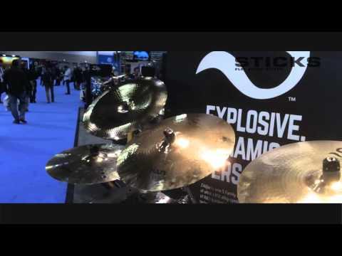 NAMM Show Musikmesse Frankfurt 2016: Zildjian S Family Cymbals