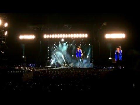 The Rolling Stones - América Latina Olé Tour - Bogotá (Fragmentos)