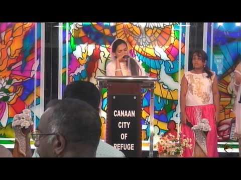 Tamil Sunday Service  Canaan Church Live Stream   27-08-2017 