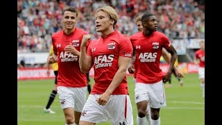 Goals AZ - NAC Breda | Eredivisie mp3 gratis