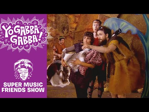 Dinosaur Party X Edward Sharpe & The Magnetic Zeros - Yo Gabba Gabba!