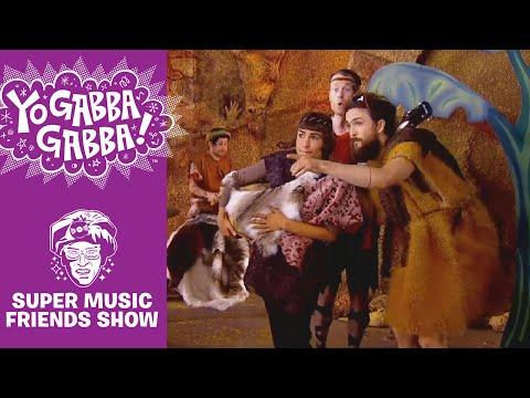 Dinosaur Party X Edward Sharpe & The Magnetic Zeros - Yo Gabba Gabba!