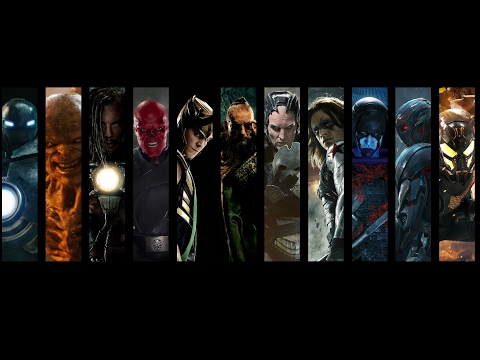 All MCU Villains Ranked