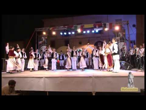 Gruppo folk della Romania a San Giiuliano 2013