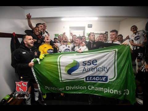 🎥 Dundalk FC Win The 2019 SSE Airtricity League Title! 🏆