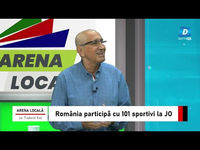 ARENA LOCALĂ - invitat Ilie Floroiu | 16 Iulie 2021