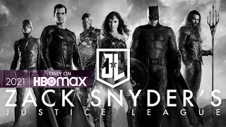 Zack Snyder's Justice League Trailer - 2021 - HBO Max