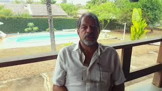 Luiz parou de fumar, voltou as atividades físicas e retornou a mercado de trabalho