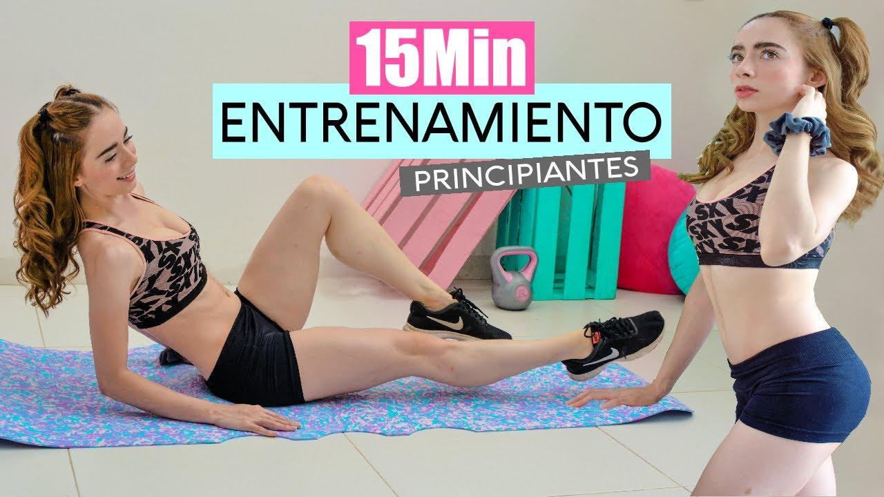 15 MIN ENTRENAMIENTO CUERPO COMPLETO / Quemar calorías y tonificar con Dani Zilli