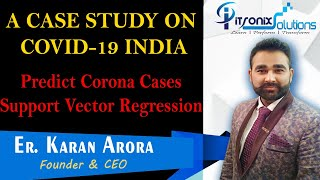 COVID-19 Outbreak/Corona Cases Prediction using Support Vector Regression Machine Learning Algorithm