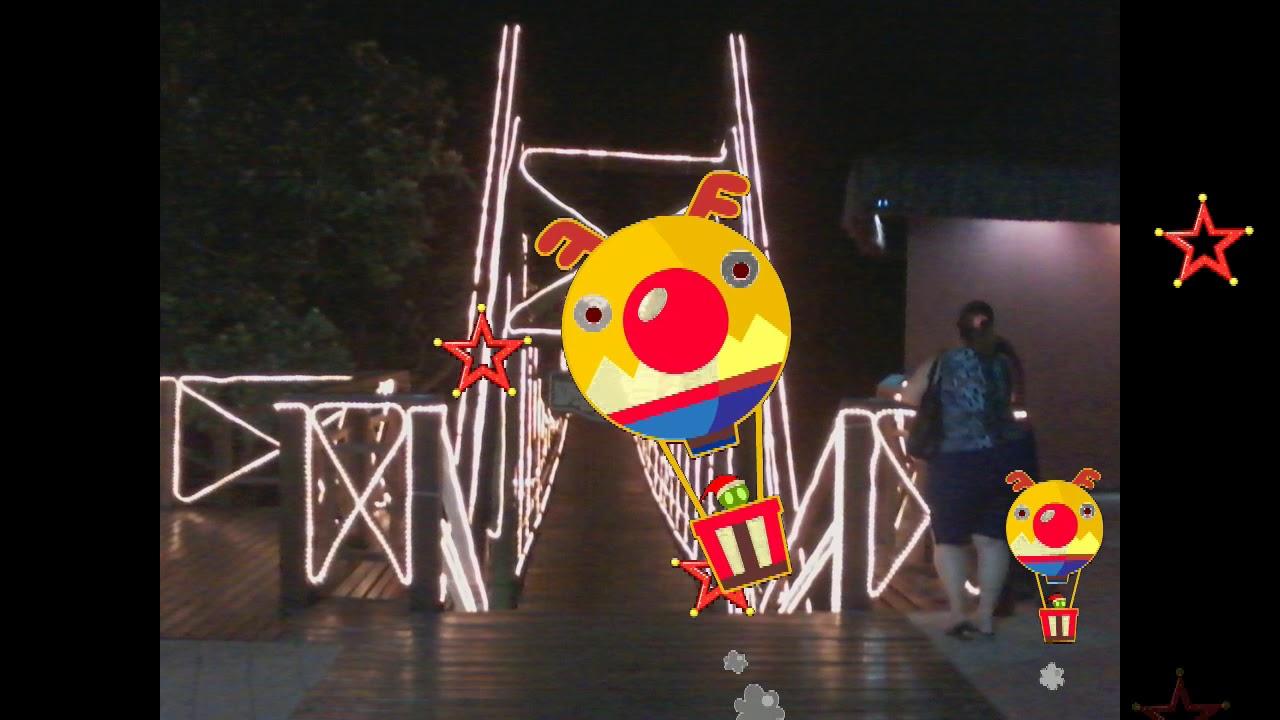 Natal na Cidade de Guararema onde tive um Sitio