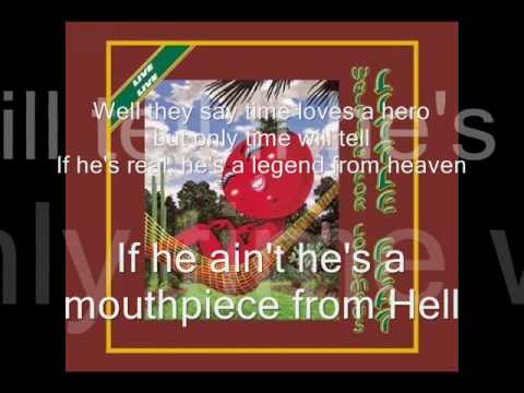 Little Feat - Time Loves A Hero (w/lyrics)