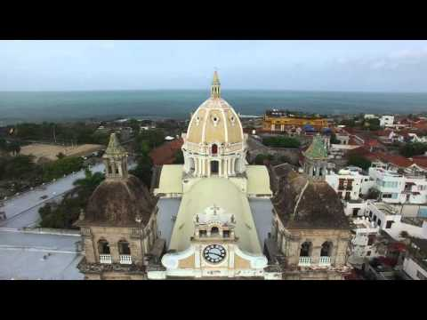 Colombia: From the Air 4K