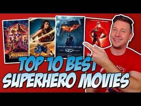 Playlist Best & Worst Superhero Movies of All-Time Lists!