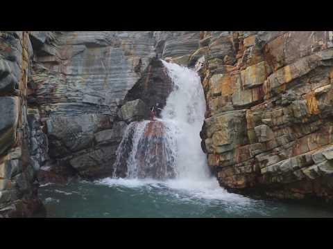 Jingying Waterfall 2018