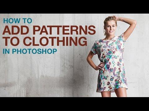 Как добавить pattern