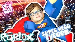 ROBLOX Tycoon Super HERO LIFE