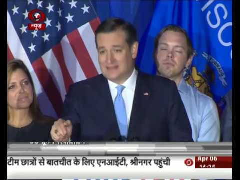 United States presidential election updates -6th April 2016