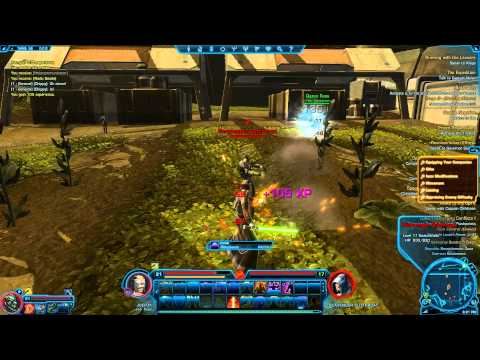 SWTOR Taris Prized Possessions Quest Mession Commentary