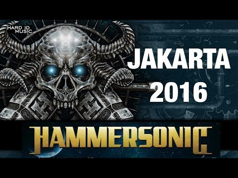 Hammersonic Metal Festival 2016 Jakarta, Indonesia - Suffocation, Onslaught \m/