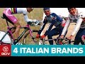 4 Iconic Italian Bicycle Brands