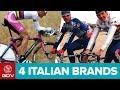 4 Iconic Italian Bicycle Brands