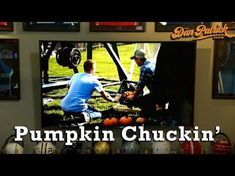 Morning Meeting: Pumpkin Chuckin' On National Pumpkin Day | 10/26/21