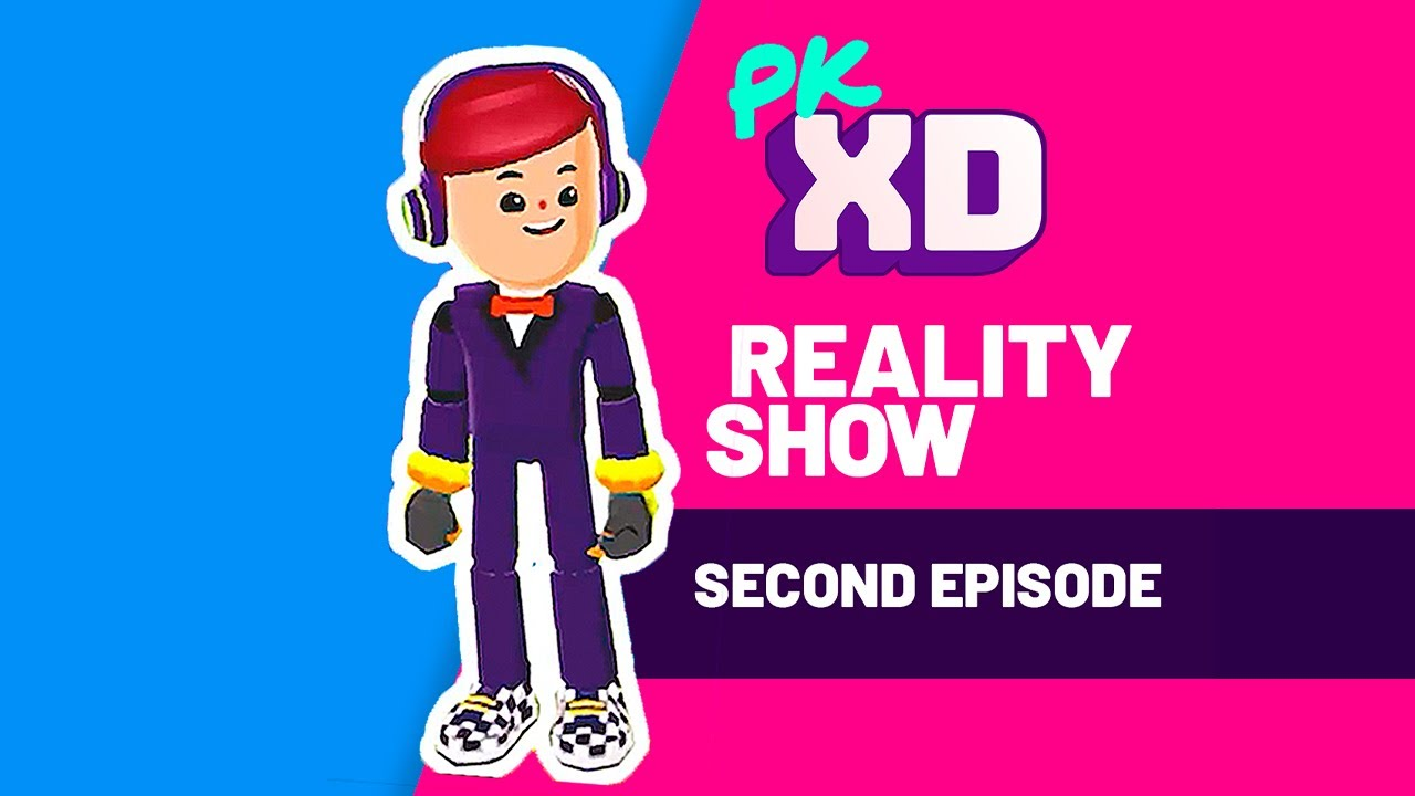 2º Episode - PK XD Mansions Reality Show