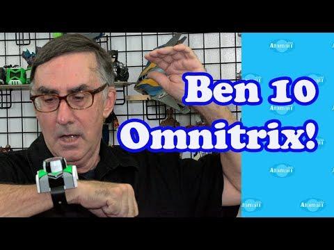 Ben 10 Reboot Omnitrix Season 3 Unboxing!