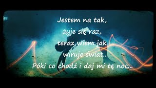 Magda Femme & Nowator - Jestem na tak (OFFICIAL LYRIC VIDEO)