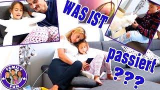 SCHLECHTE NACHRICHTEN ABER AUCH EINE MEGA ÜBERRASCHUNG Vlog #85 Our life FAMILY FUN