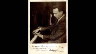 Scarlatti - Sonata K.322 - Michelangeli Arezzo 1952
