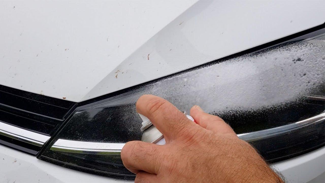 Insekten Entfernen Vom Auto Fliegen Entfernen Vom Lack Ganz