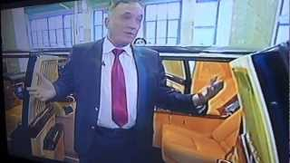 ZiL- 4112R, is it new limousine for president of Russia?